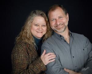 Tony & Amy Jackson